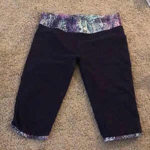 Fabletics crop workout pants